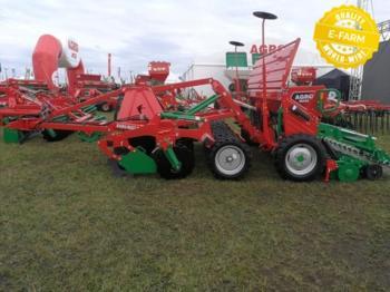 Agro-Masz ATO300 DECHAUMEUR TRAINE AVEC RELEVAGE ARRIERE - cultivator