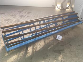 Cultivator Lemken Rohrstabwalze 600