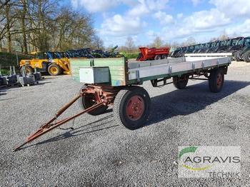 Krone PLATTFORMWAGEN - farm platform trailer