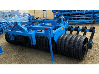 Agristal Ackerwalzen Cambridge 3 m/Front and rear Cambridge Roller - farm roller