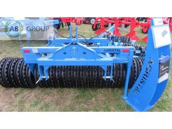 Agristal Ackerwalzen Cambridge 3 m/Front and rear Cambridge Roller/ Каток передне-задний Cambridge 3 м - farm roller