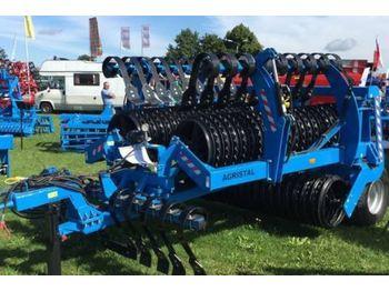 Agristal Cambridge Walze 5 m - farm roller