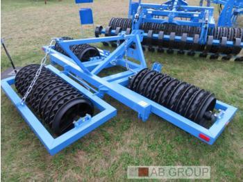 Agristal Dreiteilige CAMBRIDGE walzen 3 m /suspended Cambridge roller/ Каток Cambridge 3 м - farm roller
