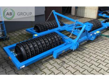 Agristal dreiteilige CAMBRIDGE walzen 3 m /suspended Cambridge roller - farm roller