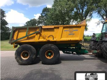 Alasco 22.T - farm tipping trailer/ dumper