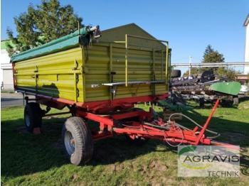 Bergmann D110 130 - farm tipping trailer/ dumper