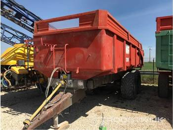 Brimont BB18B - مقطورة زراعية قلابة