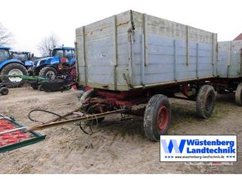 CBM 2- Seitenkipper ALU - farm tipping trailer/ dumper
