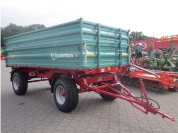 Farmtech ZDK 800 - farm tipping trailer/ dumper