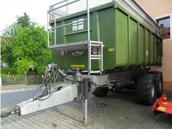 Farm tipping trailer/ dumper Fliegl TMK200