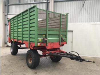 Farm tipping trailer/ dumper HAWE SWL20R