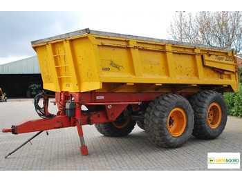 Jako Tiger 220S Gronddumper Zandkipper Grondkar - farm tipping trailer/ dumper