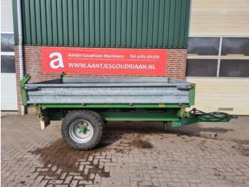Farm tipping trailer/ dumper  Kipper Nimos TW-5