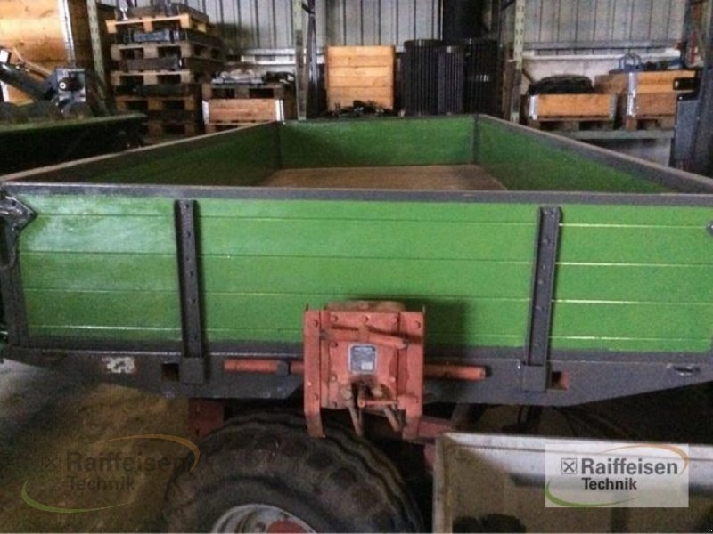 Farm tipping trailer/ dumper Krone Kipper - Truck1 ID: 3528093