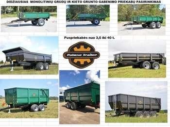 Farm tipping trailer/ dumper Palms Palms