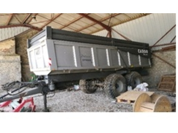 Promodis XP 16000 - farm tipping trailer/ dumper