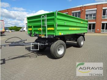 Strautmann SZK 802 - farm tipping trailer/ dumper