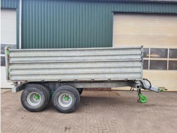 Farm tipping trailer/ dumper  Zocon Kipper Z080