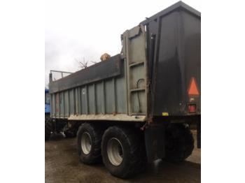 Fliegl asw268 - farm trailer