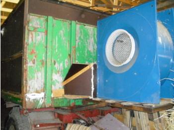 Kongskilde HVL 55 Henger med korntørke - farm trailer