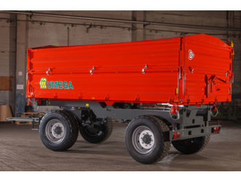 Farm trailer New Umega SPP: picture 1