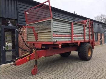 Schuitemaker Calypso 80 - farm trailer