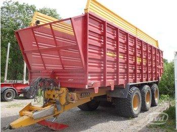 Schuitemaker Siwa 370 S Ensilagevagn (66 m3)  - farm trailer