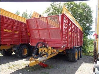 Schuitemaker Siwa 370 S Fältvagn (66 m3)  - farm trailer