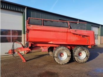 Farm trailer VGM 20 tons kipper