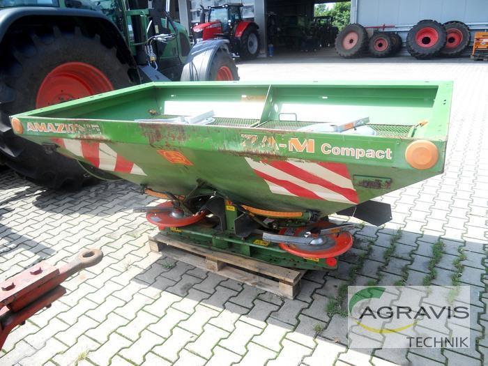 Amazone ZA-M COMPACT 1000 fertilizer spreader from Germany
