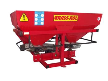 Grass-Rol Düngerstreuer 600 l - fertilizer spreader