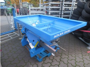 Rabe ADLER DX 20 - fertilizer spreader