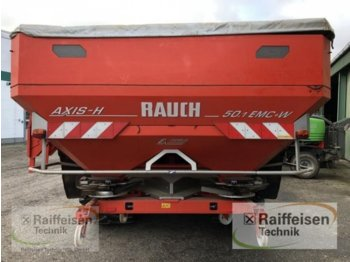 Fertilizer spreader Rauch Axis 50.1 EMC + W