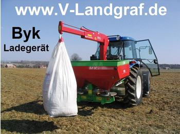 Unia Byk - fertilizer spreader