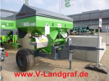 Unia MXL 1600 - fertilizer spreader