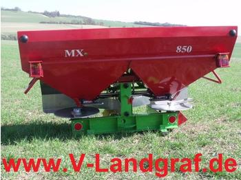 Unia MX 850 H - fertilizer spreader