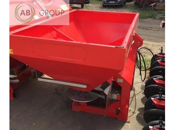 Woprol Düngerstreuer 600 l/Fertilizer spreader/Abonadora/Spardiconcime/Rozsiewacz - fertilizer spreader