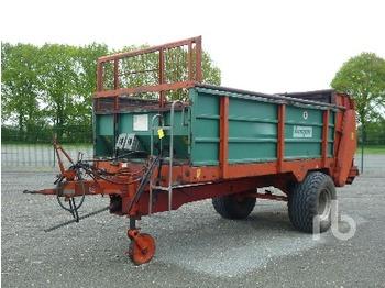 Kemper E8000 Manure - fertilizing equipment