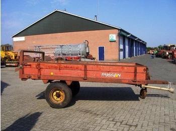 SCHUITEMAKER 3-TONS MESTVERSPREIDER - fertilizing equipment