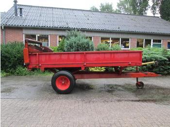 SCHUITEMAKER SMS 4 TONS MESTVERSPREIDER - fertilizing equipment