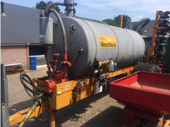 VEENHUIS 7500LTR+ECOJECT 6.84 BEMESTER - fertilizing equipment