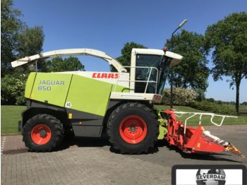 Forage harvester Claas 850