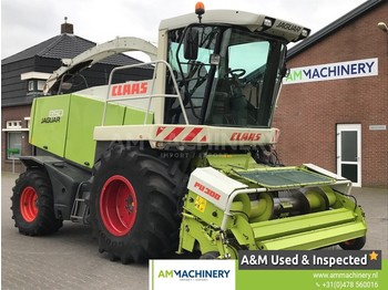 Claas Jaguar 850 - forage harvester