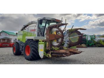 Claas Jaguar 870 - forage harvester