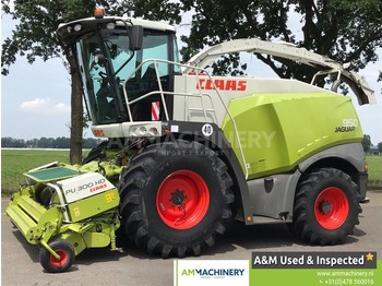 Claas Jaguar 950 - forage harvester