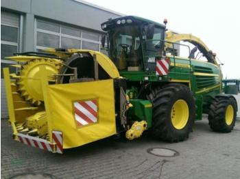John Deere 7380 4X4 KEMPER 445 forage harvester from Germany