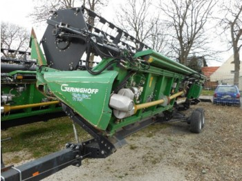 Geringhoff VarioStar - forage harvester attachment