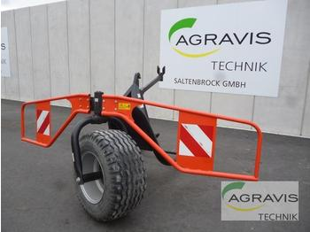 Kemper ZUSATZFAHRWERK - forage harvester attachment