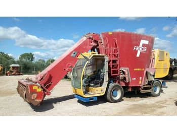 AGM ARIES LD - forage mixer wagon