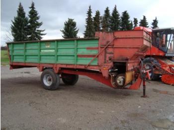 HAWE Futterdosierwagen - forage mixer wagon